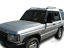 Rauchgrau Climair Windabweiser Land Rover Discovery Sport SUV Typ LC ab 2015