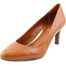 Zapatos de tacón de mujer Ralph Lauren de tacón medio (2,5-7,5 cm) de piel