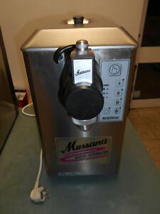 Mussana Pony Sahnemaschine 2 Liter TOP Zustand