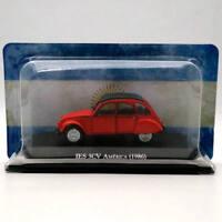 IXO Altaya 1/43 Citroen IES 3CV America 1986 Diecast Toys Models Limited Edition