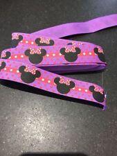 Purple Grosgrain Ribbons & Ribboncraft