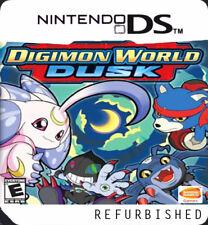 Digimon World Dusk Nintendo DS Replacement Label Sticker