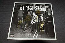 HALESTORM SIGNED INTO THE WILD LIFE 2X VINYL LP STILL SEALED LZZY HALE CD PROOF