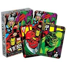 Marvel Comics Versus - Official Playing Cards Aquarius