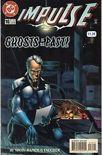 DC Comics Impulse #16 August 1996 VF