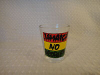 Jamaica No Problem Souvenir Shot Glass
