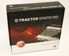 Native Instruments Traktor Scratch A10 - Digital Vinyl System DVS