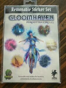 Gloomhaven: forgotten Circles Removable Vinyl Sticker Set Sinister Fish SIF00021