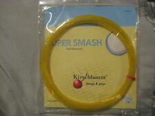 KIRSCHBAUM SUPER SMASH 16 GAUGE (1.30 MM) TENNIS STRING
