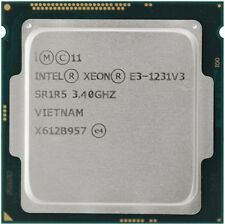 Intel Xeon Processor E3-1231 V3 Quad-Core Processor LGA1150 Desktop