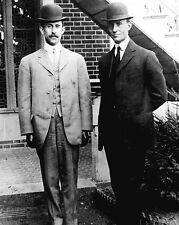 New 11x14 Photo: Orville & Wilbur Wright, Flight Aviation Airplane Pioneers