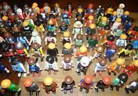 30 Playmobilfiguren / 30 Figuren von Playmobil Konvolut Sammlung Kiste TOP!