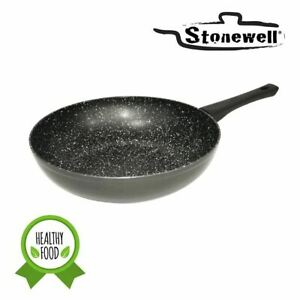 Stonewell | Stone particle wok 30 cm