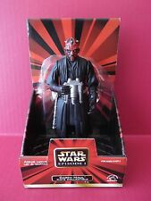 "Star Wars Kid's Collectible Dart Maul 7""in Figure Episode 1  Applause"