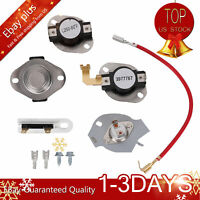 3977767 3392519 3387134 279816 DRYER THERMOSTAT FUSE KIT for WHIRLPOOL & Kenmore