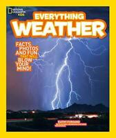 Everything: Weather by National Geographic Kids, NEW Book, FREE & Fast Delivery,