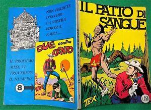 TEX n.7  ANNO 1964 lire 250 -Bonelli