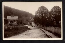Wass - Village View, near Byland Abbey & Helmsley - real photographic postcard
