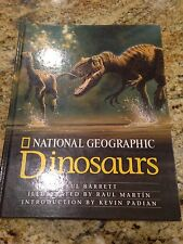 National Geographic Dinosaurs, Paul Barrett, Acceptable Book