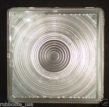 """Rubbolite 4""""  Back Up Light Clear Lens, White Reverse lens only"""