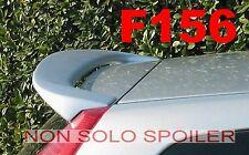 SPOILER ALETTONE FORD FIESTA VI 6 5 PORTE GREZZO.  F156G TR156-2G