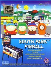southpark pinball cpu speech sound profanity rom set with video mode south park
