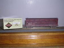 L.L./Proto 2000   Baltimore & Ohio Mather 40' D.D.Stock Car #111056 Weath. 1/87