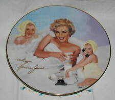 MARILYN MUNROE BEAUTY SECRETS (NORMA JEANE) PLATE