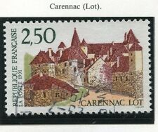 STAMP / TIMBRE FRANCE OBLITERE N° 2705 CARENNAC LOT /