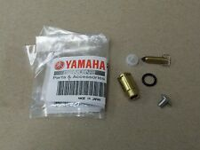 NEW OEM YAMAHA CARBURETOR FLOAT NEEDLE VALVE ASSEMBLY BW 350 BIG WHEEL SRX 250