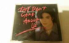 Michael Jackson they dont care about us 6 Track Maxi CD Remixes