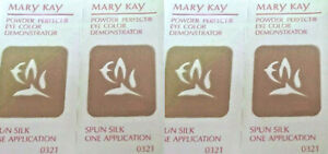$2 for ANY Color 4 Mary Kay Eyeshadow White Blue Eye Shadow Yellow Green Purple