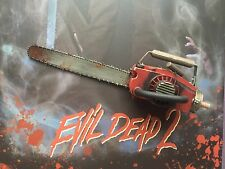 Sideshow collectibles evil dead 2 ash tronçonneuse fixation du bras loose échelle 1/6th