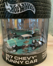 Hot Wheels Racing Series (2003) 1957 Chevy Funny Car 1:64 Diecast