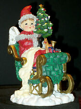 THE INTERNATIONAL SANTA CLAUS COLLECTION SC40 THE CHRISTKINDLI