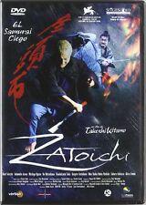 Zatoichi, Edición 1 Disco DVD