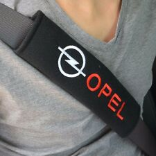 2pcs Seat-belt-cover-Opel-Astra H G J-Insignia-Mokka-Zafira-Corsa-Vectra Antara