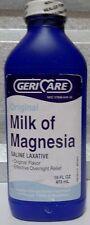 GeriCare Milk of Magnesia Saline Laxative 16oz Bottle