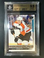 2018-19 Upper Deck Mikhail Vorobyev Young Guns Rookie BGS 9.5