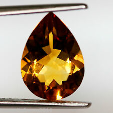 4,10 carats, CITRINE  NATURELLE, HONEY TOP COLOR  (pierres précieuses/ fines)