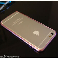 *SALE* Aluminium Metal Hard Bumper Tough Case Cover for iPhone 4 5s SE 6 6 Plus