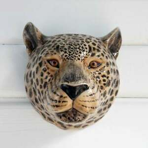 Leopard Flower Wall Vase By Quail Ceramics Looks Great With Or Without Flowers