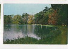 The Lake Holkham Park Norfolk 1967 Postcard 715a