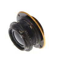 """Vintage Ross, London 6"""" f/6.8 Compound Homocentric Barrel Lens - UG"""