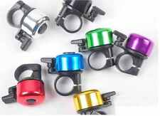 Bicycle Bell Clear Loud Ping Bell Bike Handle Ring Push Sports Horn Smooth S