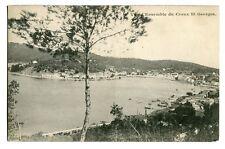 CPA-Carte postale-FRANCE - Saint-Mandrier-sur-Mer - Vue d'ensemble du Creux