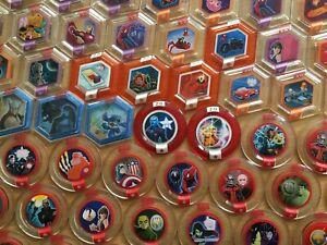 Disney Infinity Power Disc  2.0  -  Disney  //  Marvel   Rare  **FREE SHIPPING**