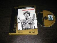 Il Grande Dittatore DVD+Libro Charlie Chaplin