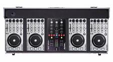 DJ Tech - HYBRID101 - Ultimate 4-Deck Midi Controller System For Traktor Pro