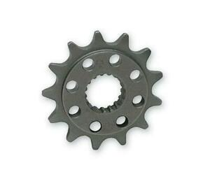 PARTS UNLIMITED C/S lot of 2 FRONT SPROCKET KAW 520 13T / KAW 520 15T NOS